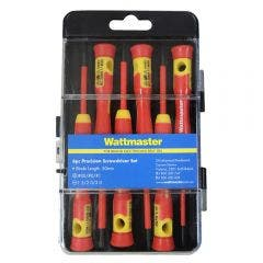 WATTMASTER Precision Screwdriver Set - 6 Piece WAT9805-7