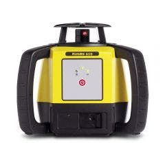 LEICA Rotating Laser Level Red Beam w. Rod-eye 120 RUGBY 610 LG6011150