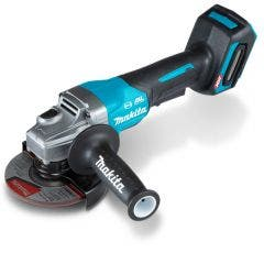 MAKITA XGT 40V Max Brushless 125mm Paddle Switch Angle Grinder Skin GA013GZ