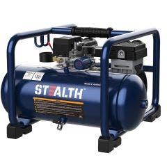 STEALTH AirFRAMER Quiet 2HP 12L Oil Free Air Compressor AIRFRAMER