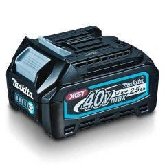 MAKITA 40V XGT MAX 2.5Ah Battery BL4025-L
