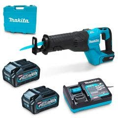 MAKITA XGT 40V Max Brushless Reciprocal Saw Kit JR001GM202