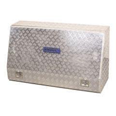 KINCROME 1430mm Upright Aluminium Truck Box - 5 Drawer 51049