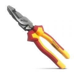 WIHA 220mm Crosscut Linesman Pliers 44377