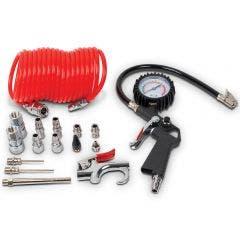 AEROPRO 15 Piece Air Tool Accessory Kit R8031K15