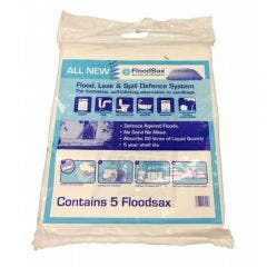 FLOODSAX Safety Flood Barrier 5 Packs 6051000