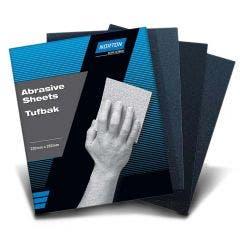 NORTON 230 x 280mm 80-Grit Silicone Carbide Wet & Dry Sandpaper Sheet