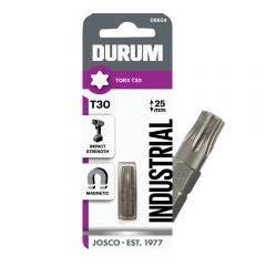 DURUM T30 x 25mm Torx Insert Screwdriver Bit
