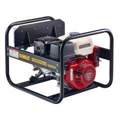 DEWALT 8250W Electric Start Open Frame Petrol Generator DXGC850EI