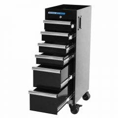 KINCROME 6 Drawer Trade Centre Mobile Service Trolley K7369
