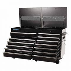 KINCROME 13 Drawer Trade Centre Mobile Bench With Twin Lid K7371