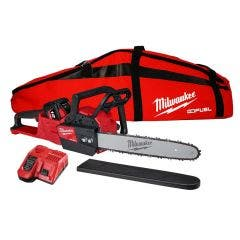 MILWAUKEE 18V FUEL 405mm Chainsaw Kit M18FCHS-121CB