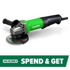 HiKOKI 1400W 125mm AC Angle Grinder G13SE3(H1Z)