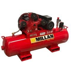 MCMILLAN 3.0HP Stationary Single Phase Electric Air Compressor MC15L