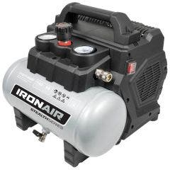 IRONAIR 0.75hp 6L Low Noise Direct Drive Air Compressor TTD1146OF