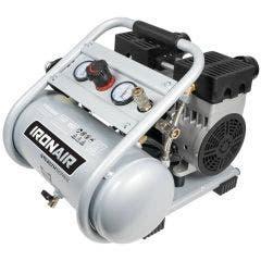 IRONAIR 8L 1.3HP Super Quiet Portable Direct Drive Compressor TTD1168OF