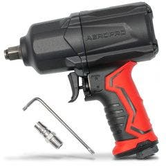"""AEROPRO 1/2"""" Air-Powered Impact Wrench A301"""
