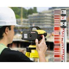 LEICA 5m GSS111 Bar Code Staff LG741882
