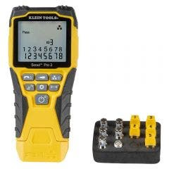 KLEIN Cable Tester Kit with Scout Pro 3 A-VDV501-851