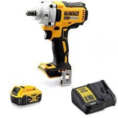 DEWALT 18V Brushless 1/2inch Impact Wrench Kit DCZ894P1-XE