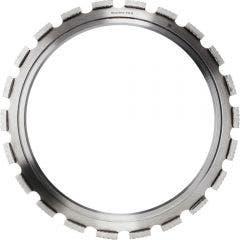 HUSQVARNA 370mm Segmented Diamond Ringsaw Blade for Concrete Cutting - ELITE-RING R10