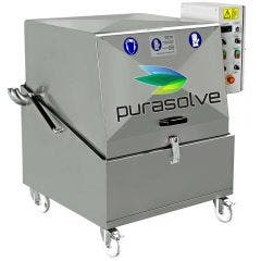 PURASOLVE 750mm Basket Rotary Parts Washer PSR750PW