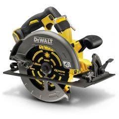 DEWALT 54V FLEXVOLT Brushless 184mm Circular Saw Skin DCS578N-XE