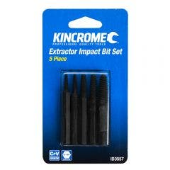 KINCROME 5/16inch Drive Extractor Impact Bit Set - 5 Piece ID3557
