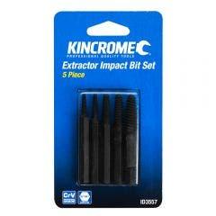 KINCROME 5/16inch Drive Extractor Impact Bit Set - 5 Piece ID3557