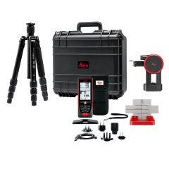 LEICA Disto S910 Package Includes TRI120 Tripod, FTA360-S and Hard Case LG887900