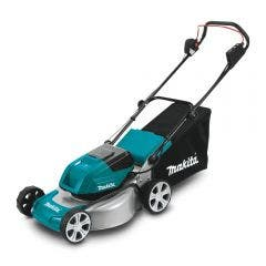 MAKITA 36V 460mm Steel Deck Lawn Mower Skin DLM464Z
