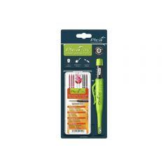 158091-pica-pica-dry-automatic-pencil-bundle-w-8-graphite-2b-red-white-refill-summer-30407-HERO_main