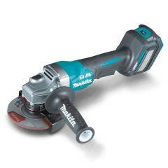 MAKITA XGT 40V Max Brushless 125mm Paddle Switch Angle Grinder Skin GA029GZ