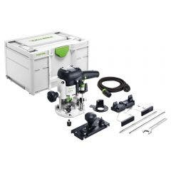 FESTOOL 1010w 1/4inch OF Plunge Router 576198