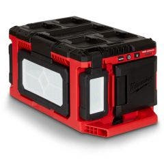 MILWAUKEE 18V 3000 Lumens PACKOUT™ Area Light/Charger Skin M18POALC-0