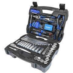 KINCROME 3/8inch 92 Piece Blow Mould Case Enforcer Tool Kit P1857ENF