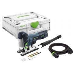 FESTOOL 550w 120mm PS 420 CARVEX Barrel Grip Jigsaw 576184