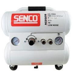 SENCO 2.0HP 16L Oil Free Direct Drive Air Compressor AC20216