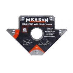 MICHIGAN 25kg Magnetic Welding Clamp MC25MCGS2