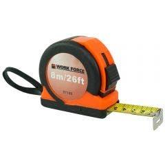16387-MEDALIST-8m-26ft-x-25mm-Fluoro-Measuring-Tape-HERO-07190_main