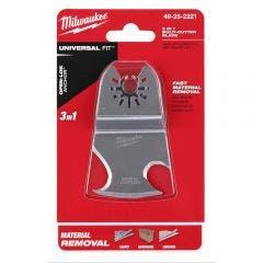 MILWAUKEE 3-in-1 Open Lok Multi-Cutter Scraper Blade 49252221