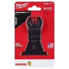 MILWAUKEE 63.5mm OPEN-LOK High Carbon Steel Wood Blade 49251111