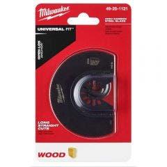 MILWAUKEE 89mm OPEN-LOK High Carbon Steel Wood Blade 49251121