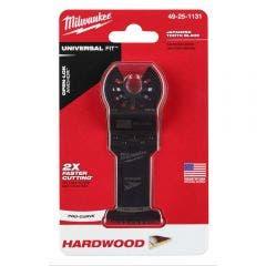 MILWAUKEE 35mm OPEN-LOK Japanese Tooth Hardwood Blade 49251131