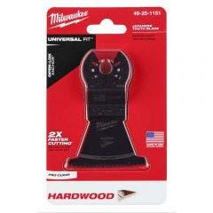 MILWAUKEE 63.5mm OPEN-LOK Japanese Tooth Hardwood Blade 49251151