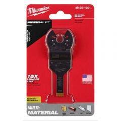 MILWAUKEE 9.5mm OPEN-LOK Titanium Enhanced Bi-Metal Multi-Material Blade 49251201
