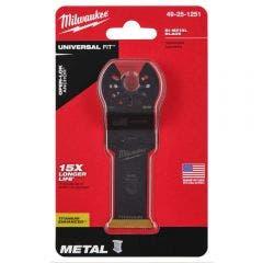 MILWAUKEE 28mm OPEN-LOK Titanium Enhanced Bi-Metal Metal Blade 49251251