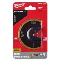 MILWAUKEE 89mm OPEN-LOK Titanium Enhanced Bi-Metal Metal Blade 49251271