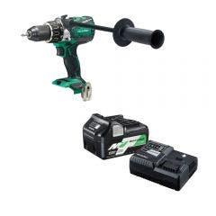 HiKOKI 18V Brushless 1 x 5.0Ah Driver Drill Kit DS18DBL2SP1Z DS18DBL2S(SP1Z)