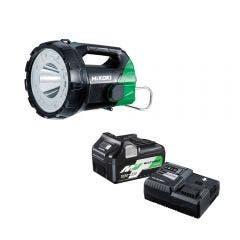 HiKOKI 18V 1 x 5.0Ah LED Torch Kit UB18DASP1Z UB18DAS(SP1Z)